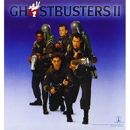 Ghostbusters II Soundtrack