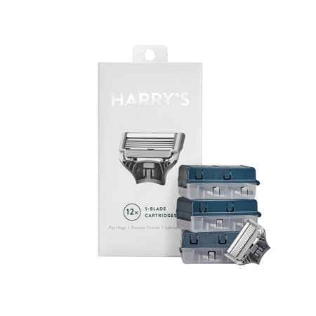 Harry's German-Engineered Men's Razor Blade Refills - 12ct ()