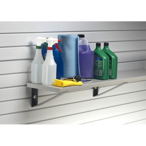 StoreWALL 10'' Ready to Use Shelf Kit (2 pc.)