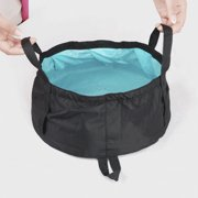 Outdoor Camping Hiking Folding Wash basin Bucket Travel Bag  12L