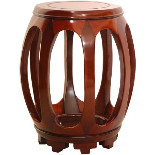 Oriental Home Handmade Circular Honey Stand (China)