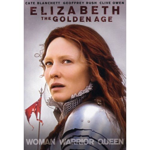 Elizabeth: The Golden Age (Widescreen)