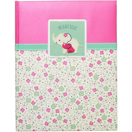 Child of Mine by Carter's Newborn Baby Girl Memory - Scrapbook Pages