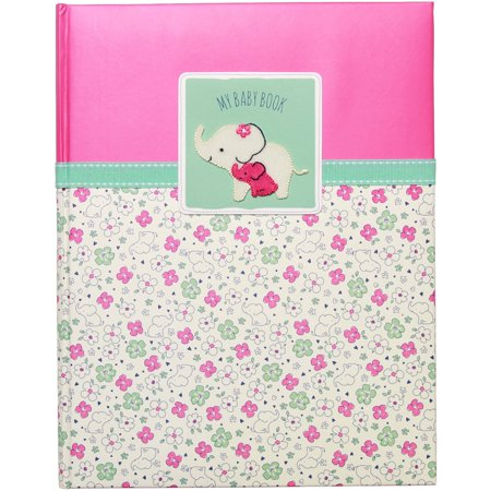 Child of Mine by Carter's Newborn Baby Girl Memory Scrapbook - Gift Ideas For 12 Year Old Girls