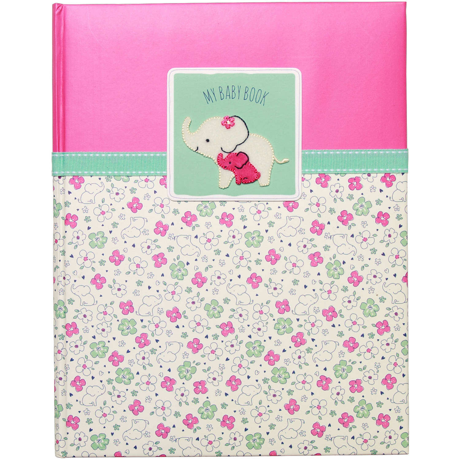 Child of Mine by Carter's Newborn Baby Girl Memory Scrapbook