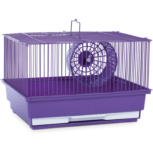 Prevue Pet Products Single-Story Hamster & Gerbil Cage