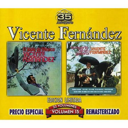 Vicente Fernandez - Vicente Fernandez: Vol. 15-El Idolo De Mexico-La Muerte De Un Gallero