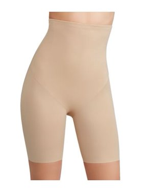 TC Fine Intimates Womens Extra-Firm Control High-Waist Thigh Slimmer Style-4099