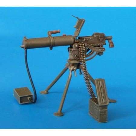 Cool Water Guns (Plus Model 1:35 US Machie Gun cal.30 Water Cooled Resin Accessory)
