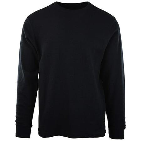 Small Thermal - Byn Dynasty Thermal Long Sleeve Shirt Black Small