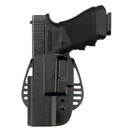 UNCLE MIKE'S KYDEX OFF DUTY AND CONCEALMENT OT HIP HOLSTER WITH PBA BLACK SZ 31 (Best Off Duty Holster)