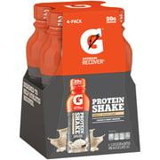 Gatorade Recover Protein Shake, Vanilla, 11.16 oz Bottles, 4 Ct