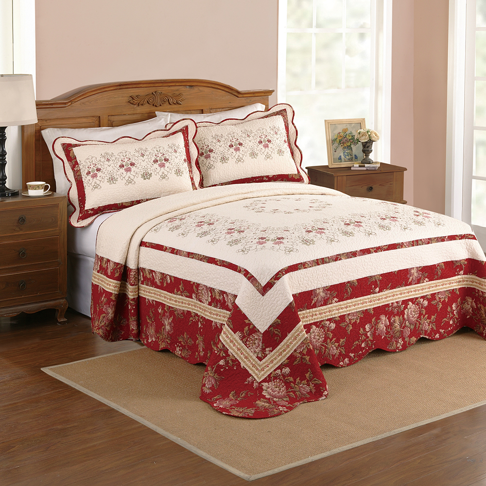Better Homes and Gardens Saphron Twin Bedspread