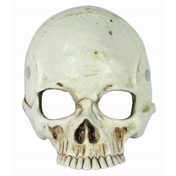 Ram Skull Mask (HALF MASK - FOAM SKULL)