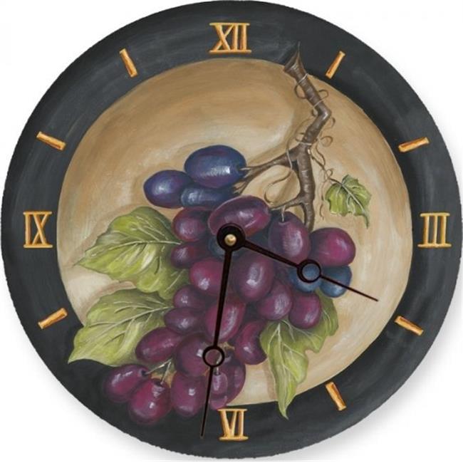 Lexington Studios 23085R Vineyard Round Clock by Lexington Studios