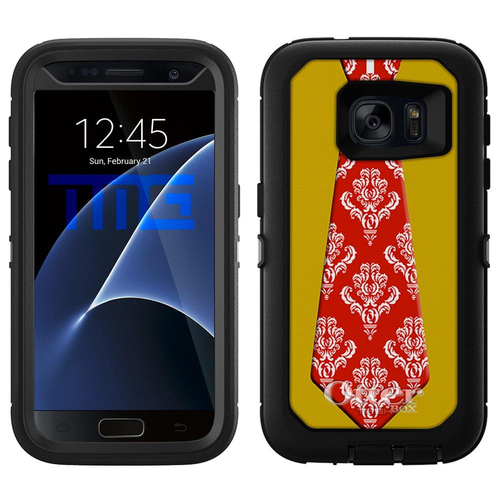 OtterBox Defender Samsung Galaxy S7 Case - Christmas Necktie 7 OtterBox Case