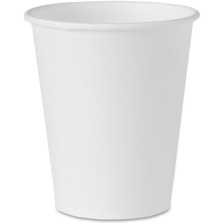 Solo, SCC4042050, Eco-Forward Treated Paper Water Cups, 100 / Pack, White, 4 fl oz - Solo Cup Lights