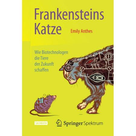Frankensteins Katze - eBook](Life Size Frankenstein)