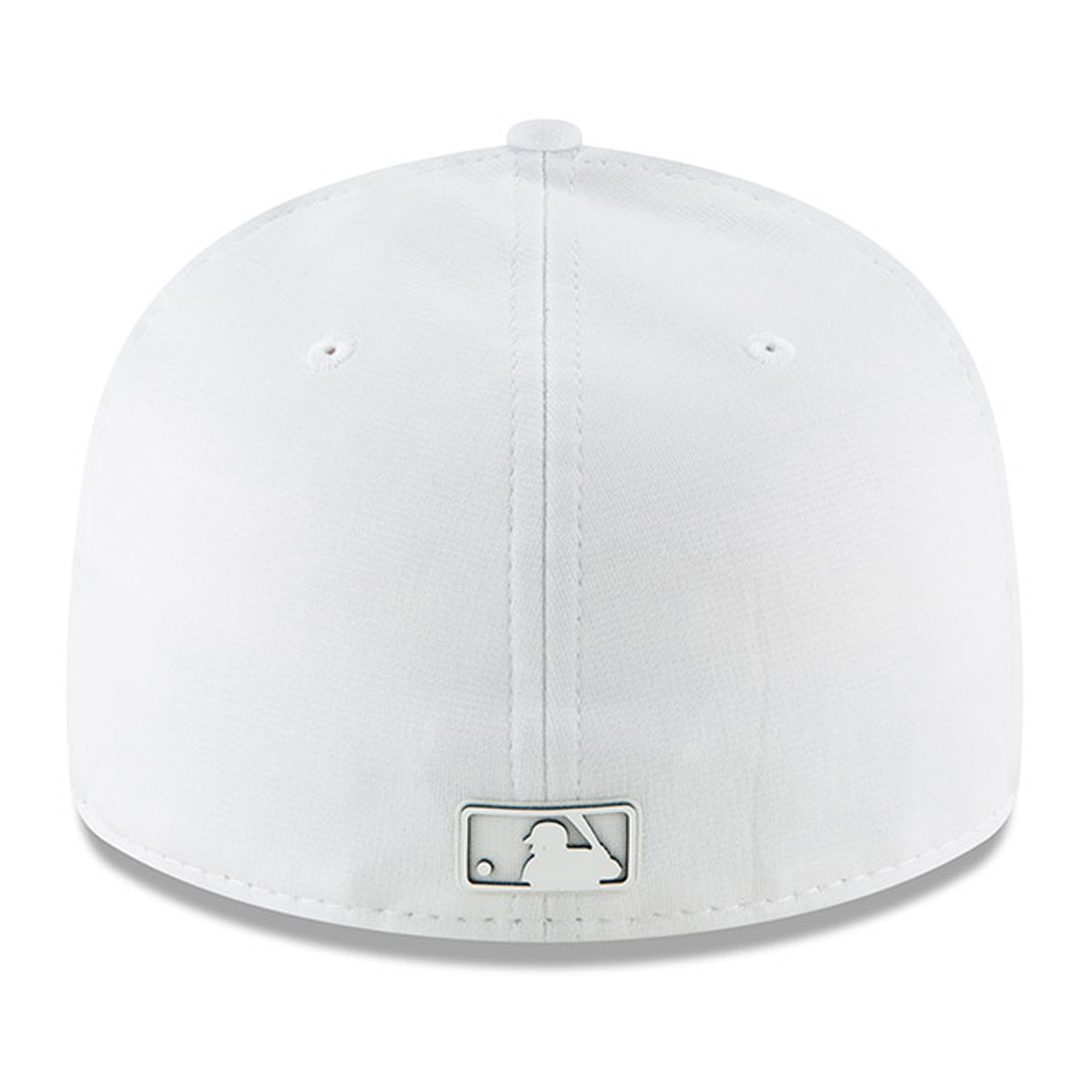 40d7e277 Boston Red Sox New Era 2018 Clubhouse Collection Low Profile 59FIFTY Fitted  Hat - White - Walmart.com