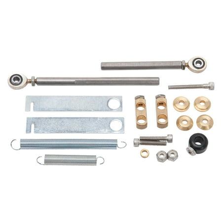 Edelbrock 7094 Performer Series Progressive Throttle Linkage Kit (Progressive Linkage)