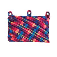 ZIPIT Fresh Twister 3 Ring Pouch, Galaxy