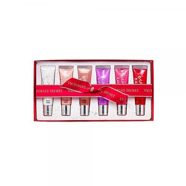 Victoria's Secret Pink Beauty Rush Flavored Lip Gloss 6 p...