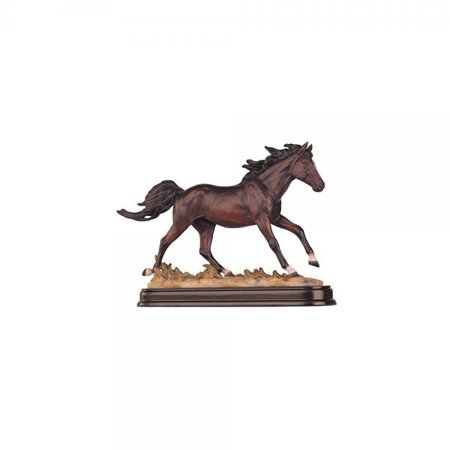 Horses Collection Brown Horse Figurine Decoration Decor