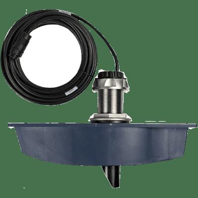 01 Multifunction Color Display - B&G 000-13284-001 Forwardscan Long Stem Transducer for Zeus2 Multi-Function Displays