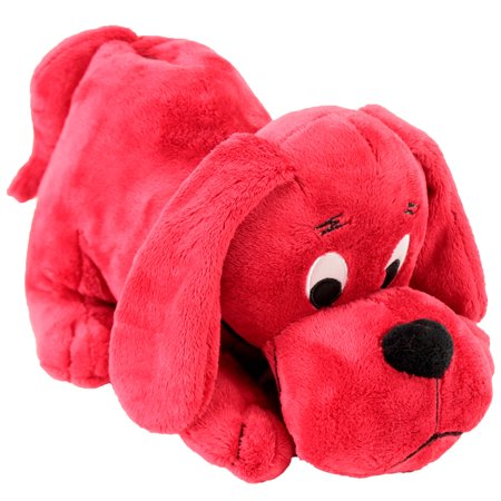 Clifford Big Red Dog Plush Piggy Bank | Soft and Plush Collectible Clifford Bank | 11.5