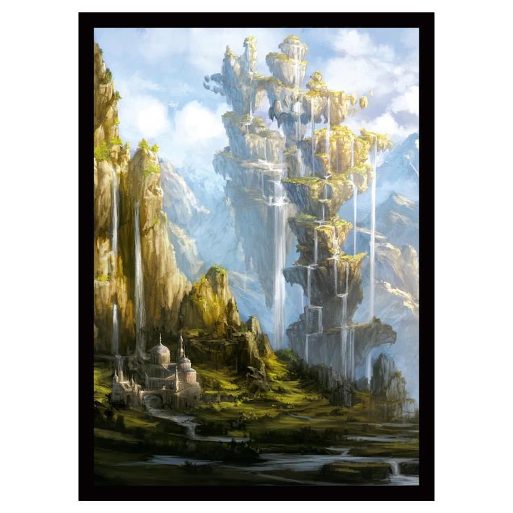 Deck Protectors Veiled Kingdoms Oasis Matte50ct CCG Size Legion Supplies LGNMATVK03