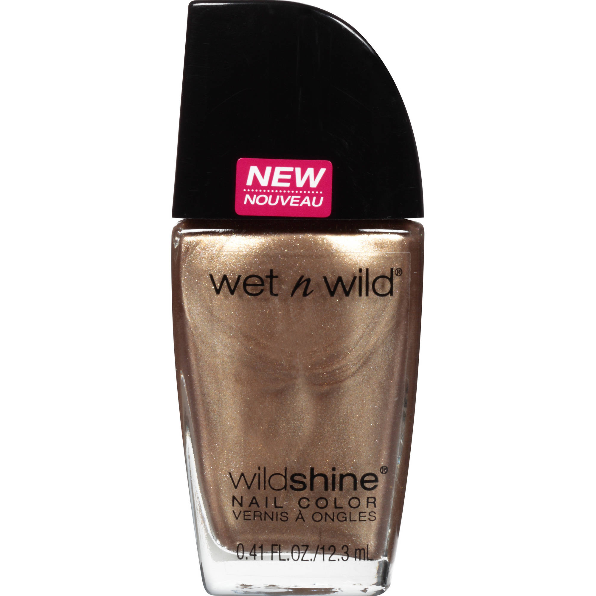 Wet N Wild Wild Shine Nail Color, 470B Ready to Propose, 0.41 fl oz