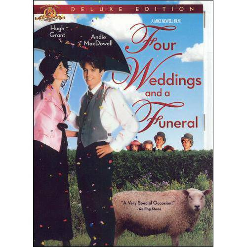 Four Weddings And A Funeral (Deluxe Editon)
