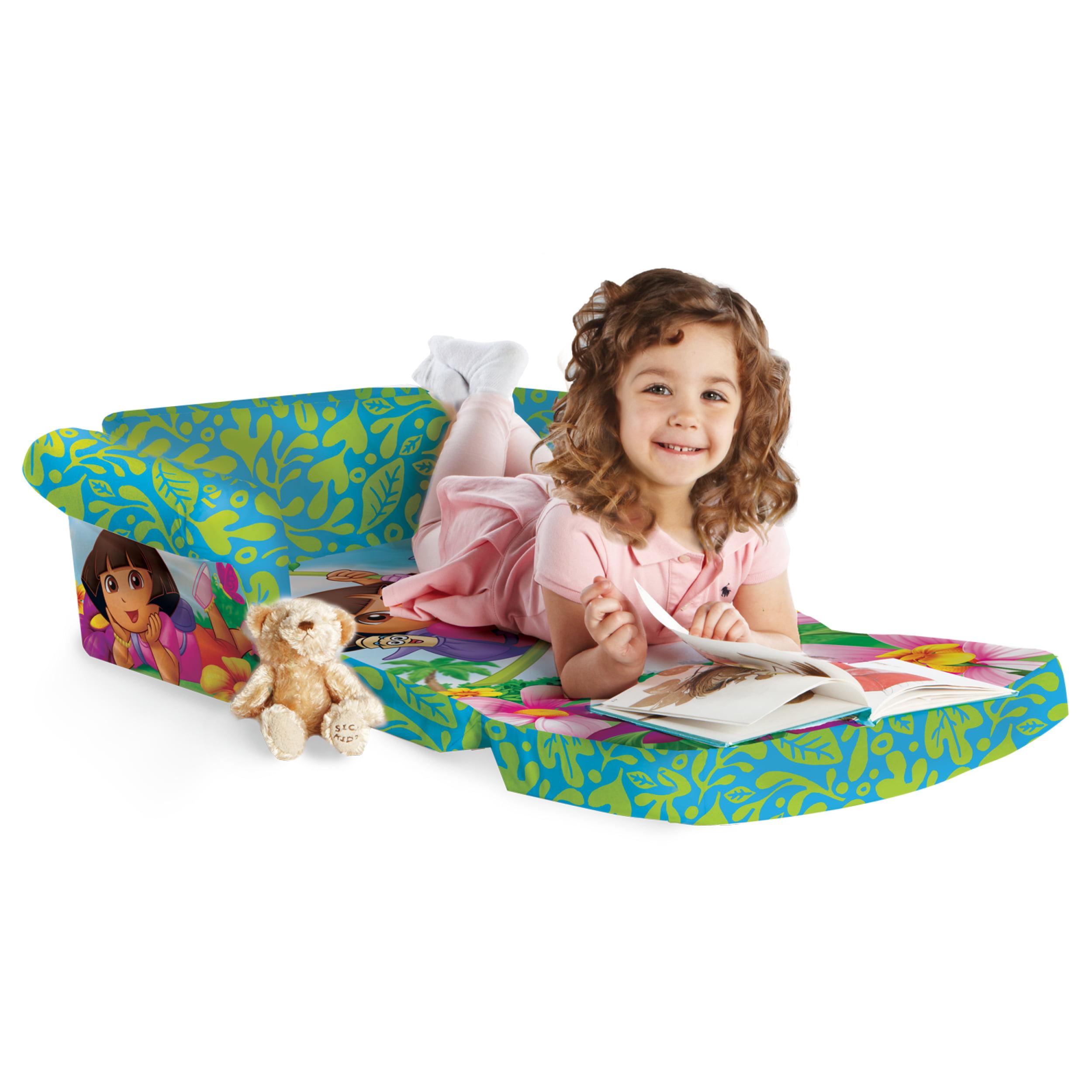 Tremendous Dora The Explorer Couch Machost Co Dining Chair Design Ideas Machostcouk