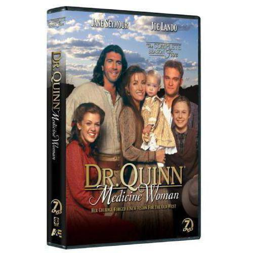 Dr. Quinn, Medicine Woman: The Complete Season Five