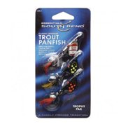 South Bend Trout & Panfish Spinners, 6-Pack