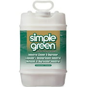 Simple Green Industrial Cleaner & Degreaser, 5 gal