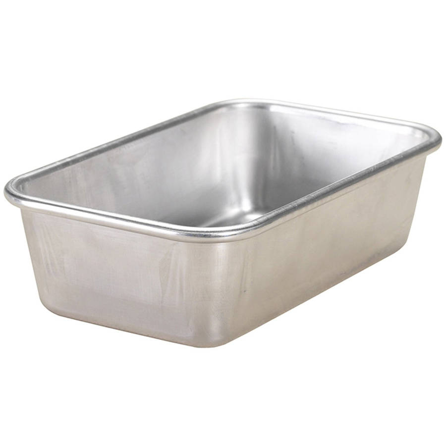 """Nordic Ware Naturals® 1.5 Pound Loaf Pan, Aluminum, Lifetime Warranty, 0.70 lbs, 9"""" X 5.30"""" X 2.75"""