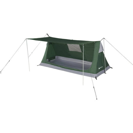 Ozark Trail 1-Person 3.2 lb. Bivy Tent with Lightweight Aluminum Poles