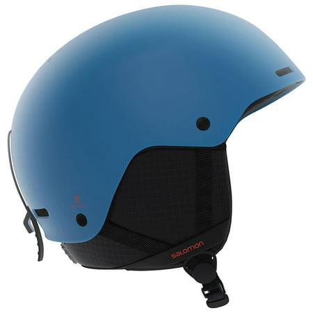 Salomon Brigade Mens Freeride Snowboard and Ski Helmet Size Small, Turkish Til
