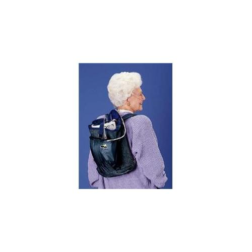 Air Lift Model No 14N Back Pack for Large Liquid Portables- Navy