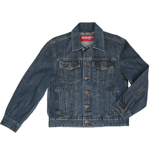 Wrangler Denim Jacket - Walmart.com