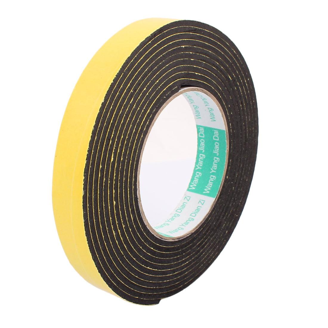 Single Side Shockproof Foam Tape Adhesive Sponge Tape 20mm Wide x 4M Length