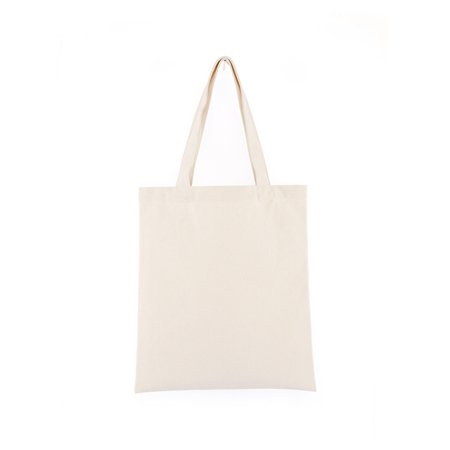 Opromo Reusable Canvas Tote Bags For Crafting And Decorating Durable Shopping Storage Bag Diy Gift Bags 14 X 16 Inches