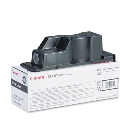 Canon 6647A003AA (GPR-6) Toner Black
