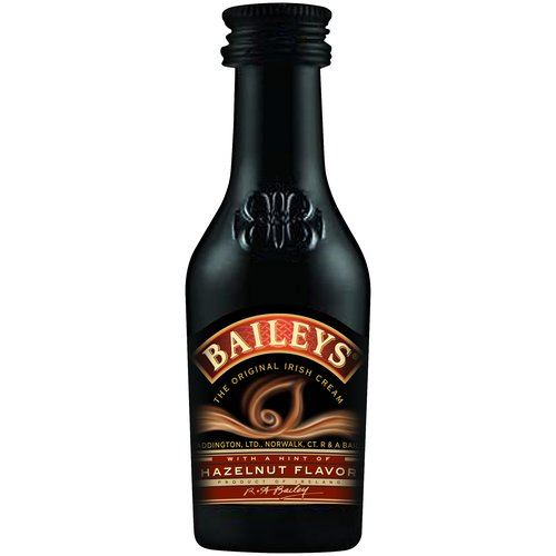 Baileys Hazelnut Irish Cream Liqueur, 1.69 fl oz