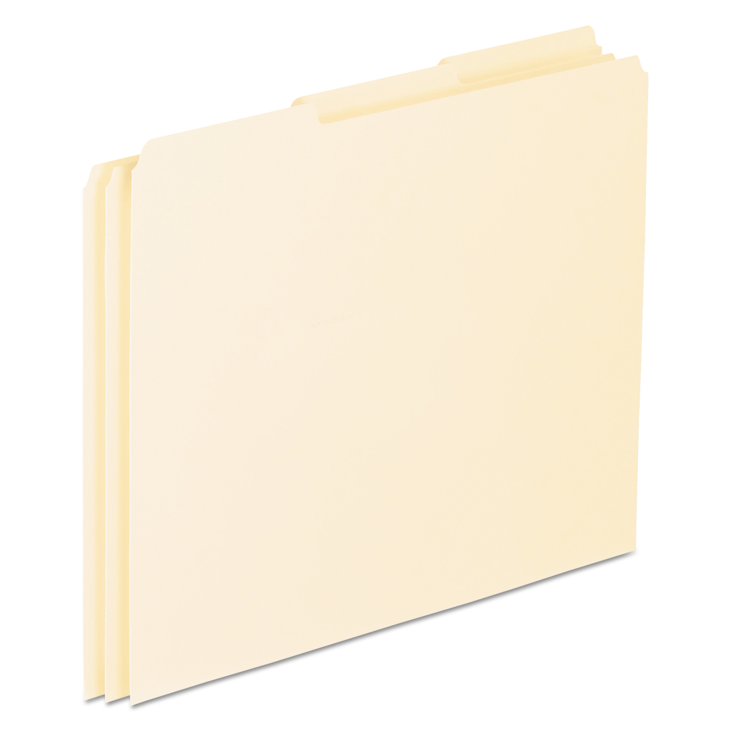 Pendaflex Blank Tab Manila File Guides by TOPS BUSINESS FORMS