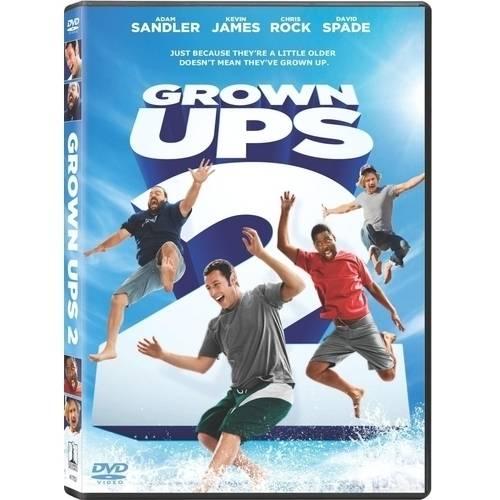 Grown Ups 2 (With INSTAWATCH) (Widescreen)