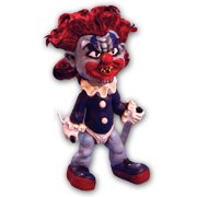 """20"""" Zombaby Ouchy Living Dead Doll Halloween Decoration Prop Ornament"""