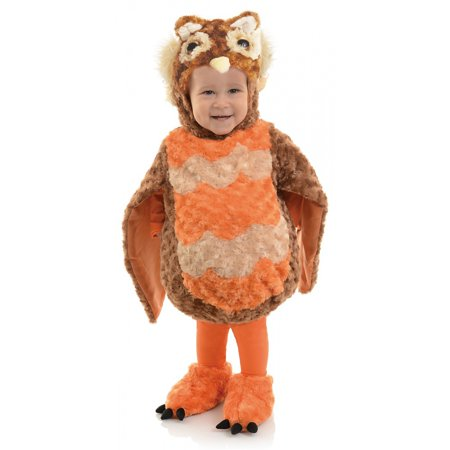 Belly Babies Owl Toddler Costume - X-Large