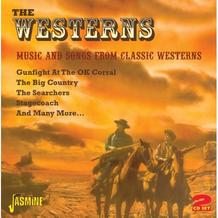 Western Films & Music & Song Soundtrack (CD) (Music Class Halloween Songs)